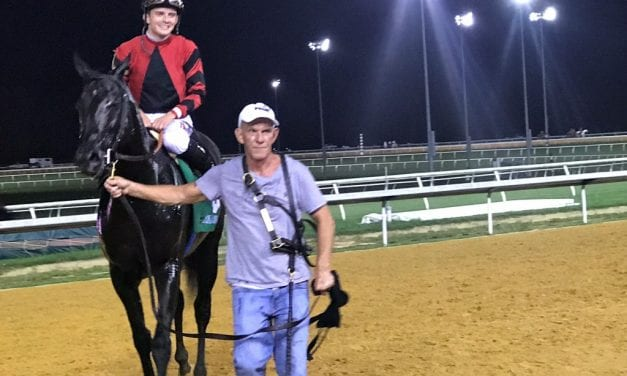 Colonial Downs: Familiar winners cap eventful weekend