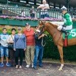 Assistant Karin Wagner's career built on love of horses