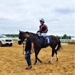 Bachelor's Bait, half to Tequilita, reels in debut victory