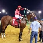 """At Colonial, horsemen relish """"putting on a show"""""""