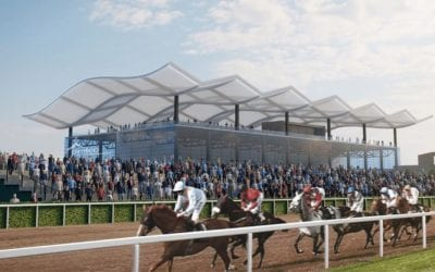 Md Stadium Authority awards Pimlico project design contract