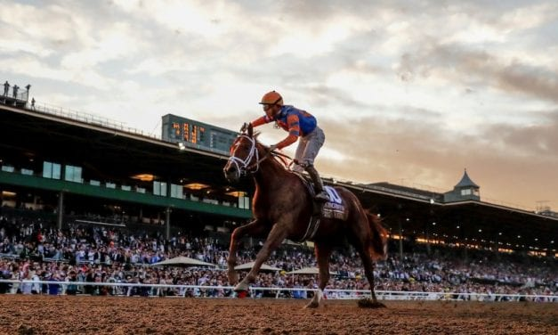 Genaro: Breeders' Cup shows sport I love – and hate