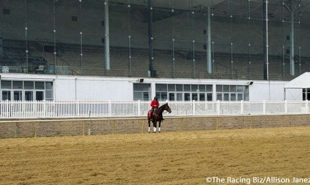 "Maryland horsemen: ""We'll get through this"""