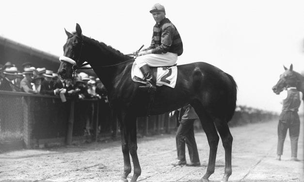 BackTracks: Racing in the time of Spanish Flu