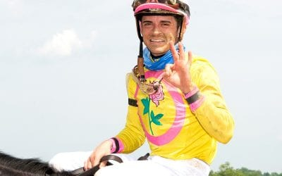 Sheldon Russell named Jockey of the Week