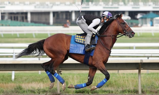 Baffert hoping Authentic the real deal in Haskell