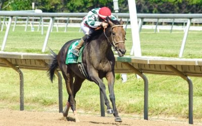 Gentle Ruler Takes Robert Dick at Delaware
