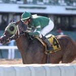 Hopeful Growth springs Monmouth Oaks upset