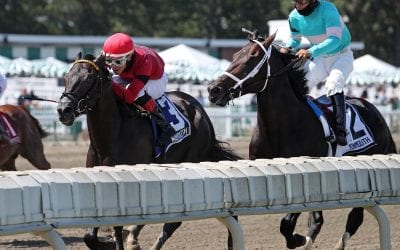 Warrior's Charge takes G3 Iselin by DQ