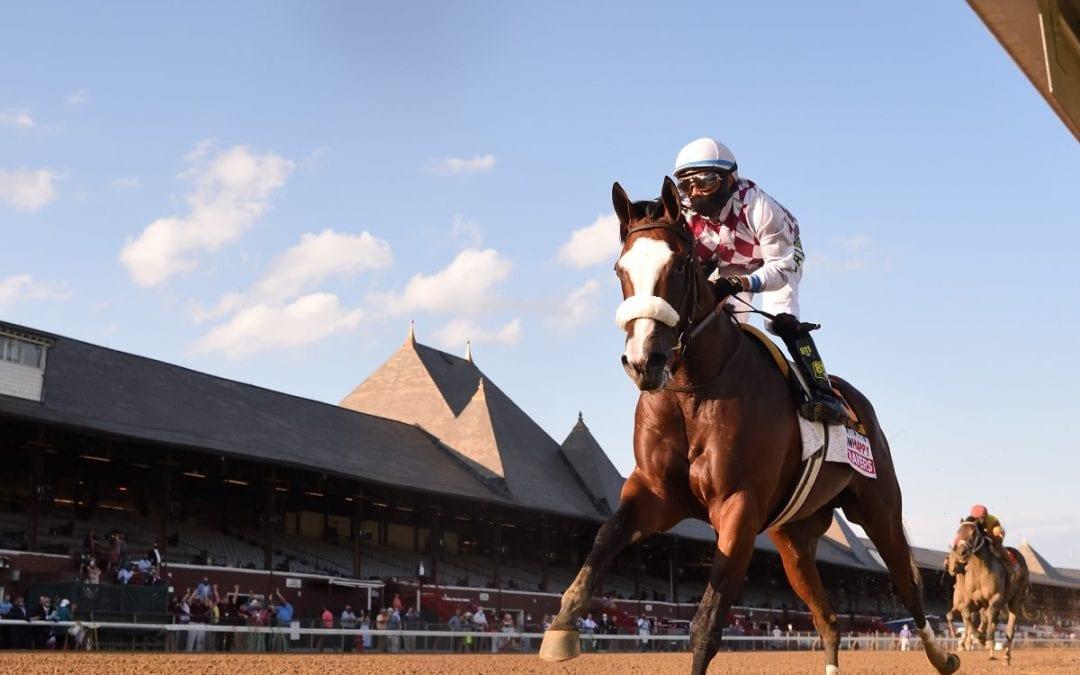 Tiz the Law gallops in Travers romp