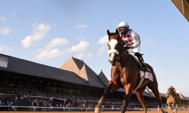 Tiz the Law ruled out of Preakness