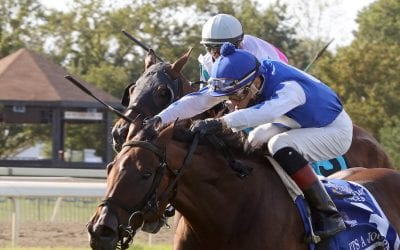 Parx: Leading rider Mychel Sanchez out with Covid