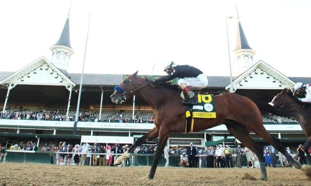 Preakness: Authentic 9-5 favorite, gets post 9