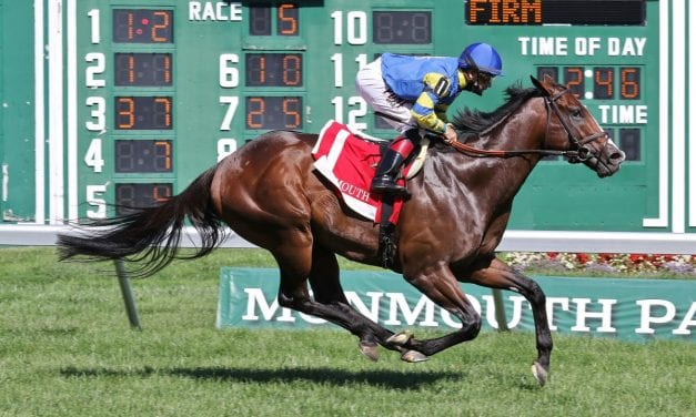 Bravo, Cruz star in Midlantic stakes