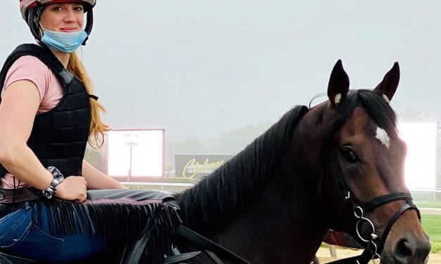 Trainer Talie Lynch hoping for first win – in stake