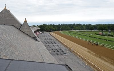 Saratoga Wrap: Longshots and silent grandstands