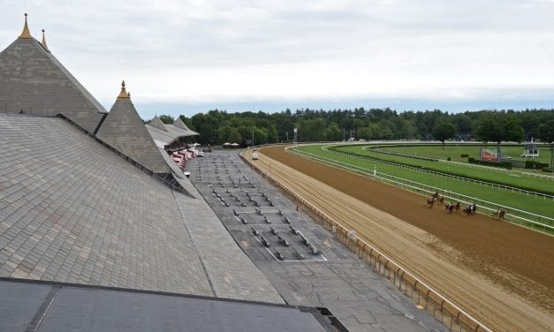 Saratoga Wrap: Longshots and silent grandstands