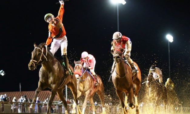 Charles Town horsemen: Track not the cause of breakdowns