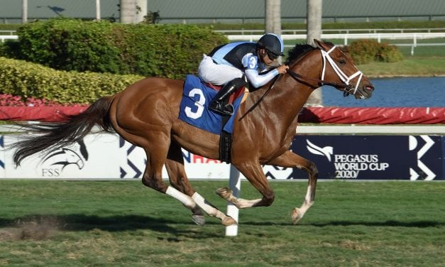 Largent overwhelming choice in Bert Allen Stakes