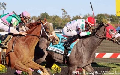 Parx Racing: Hot jocks and trainers