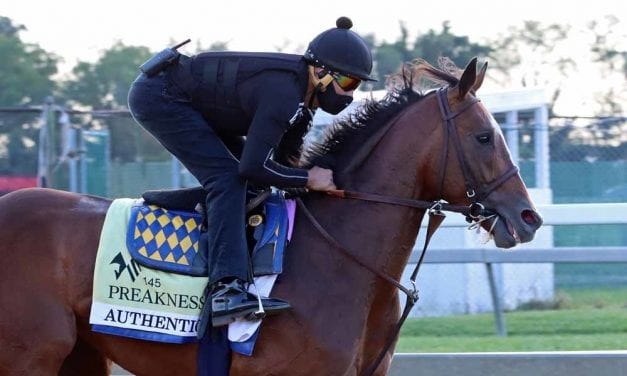 For John Velazquez, an Authentic chance at first Preakness