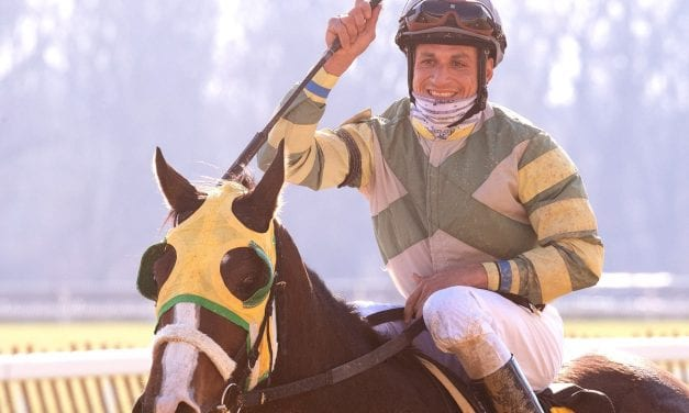 Jock Jonathan Joyce gets first win in six years