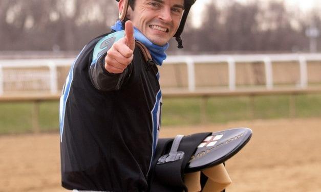 Laurel: Sheldon Russell secures meet riding title