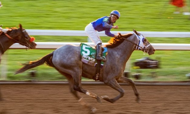 No Preakness for Essential Quality, King Fury