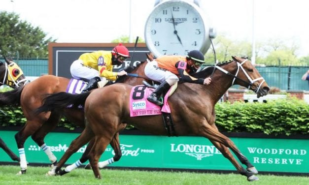 Update: Midlantic-breds in Churchill stakes