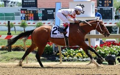 Mighty Mischief rolls in G3 Chick Lang
