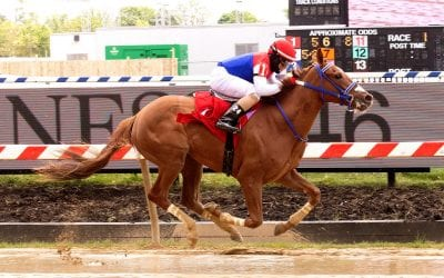 Chica Rabiosa is first Maryland 2yo winner