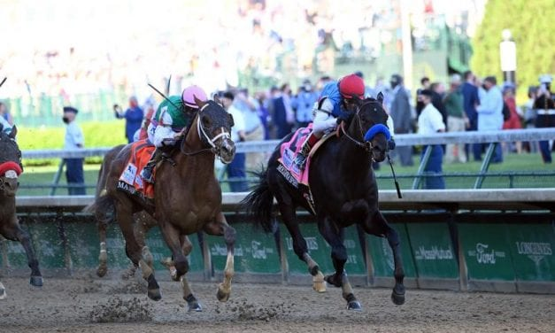 MJC: No decision yet on Medina Spirit's Preakness