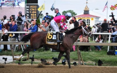 Preakness generates strong TV ratings