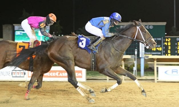 Favorites bested in Charles Town stakes