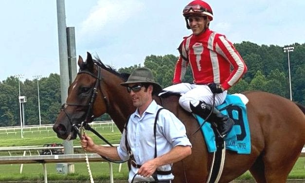 Something old, new on Colonial Downs opener