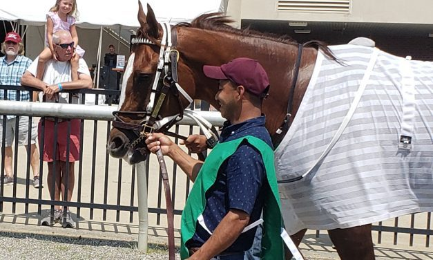 Colonial track records fall in MATCH Series stakes