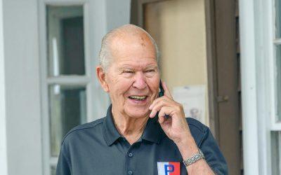 Scott Peck, Nearing 90, Still Going Strong