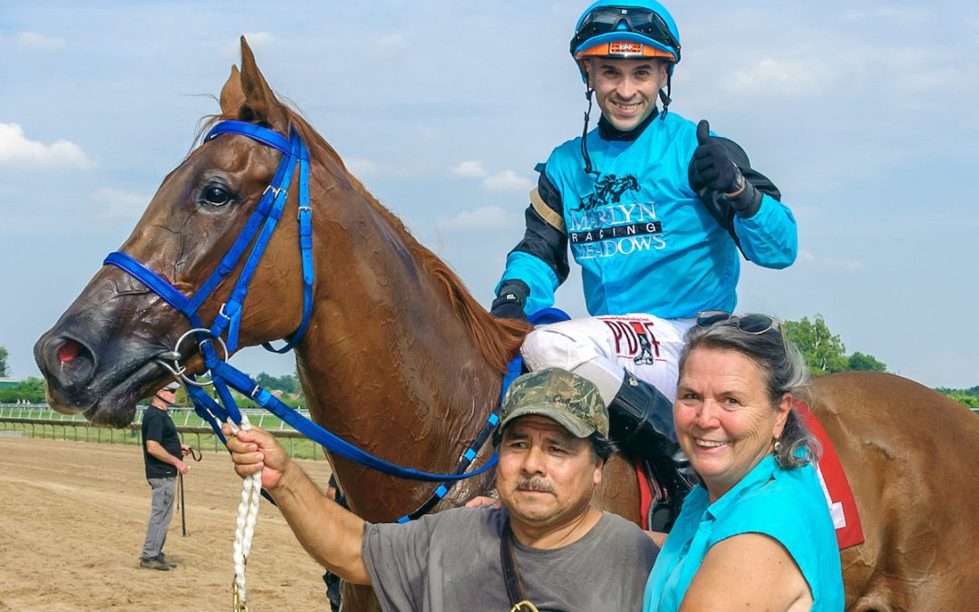 For trainer Lynn Ashby a season of challenge, success