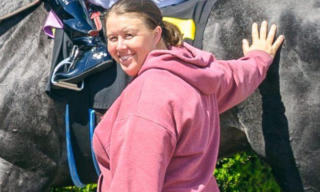 Delaware: Kelsey Danner on the upswing