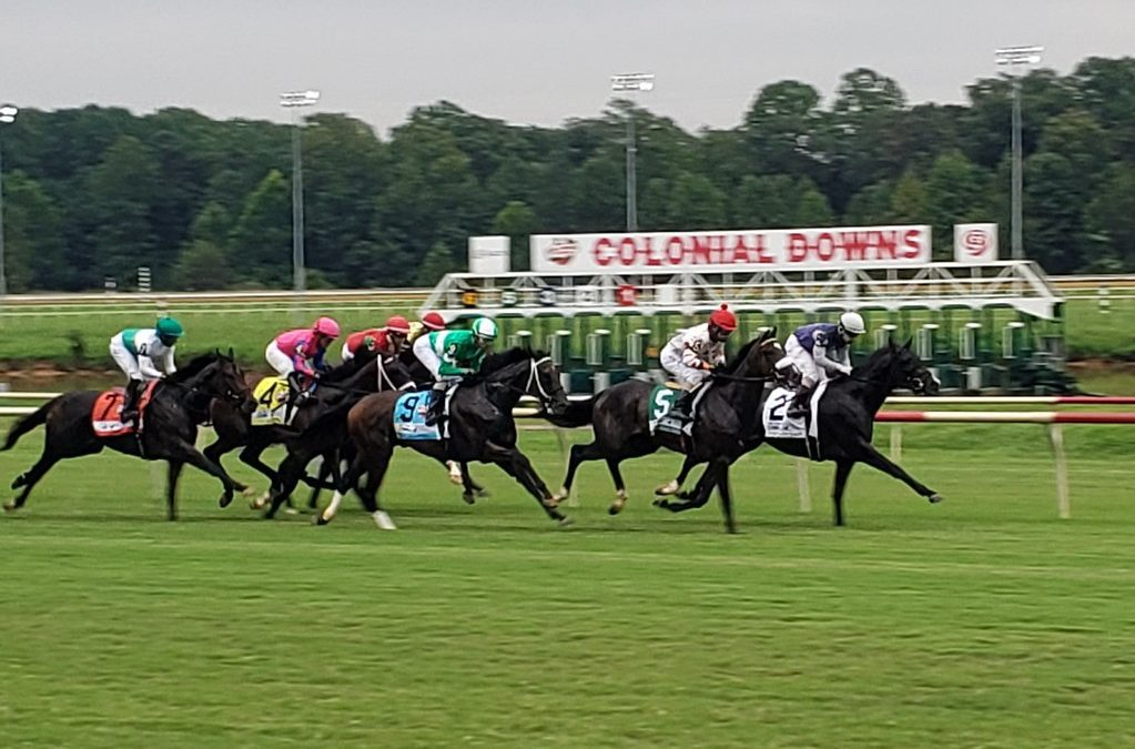 At Colonial Downs, successes both fresh and familiar