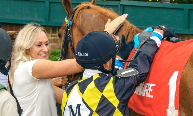 The racing journey of Chelsey Moysey
