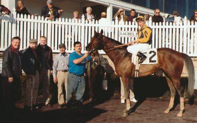 Jockey Mario Pino and the pursuit of 7000 wins