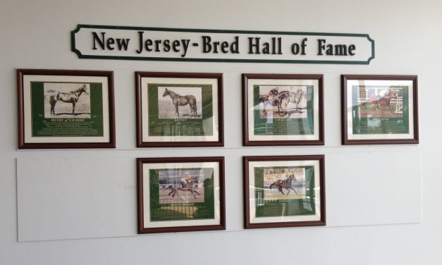 Two to enter New Jersey-bred Hall of Fame