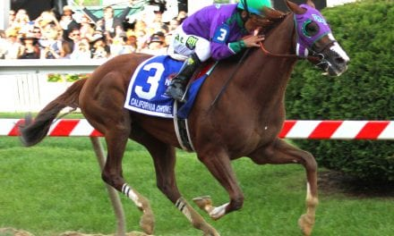 NTRA Top Thoroughbred Poll has new entrants