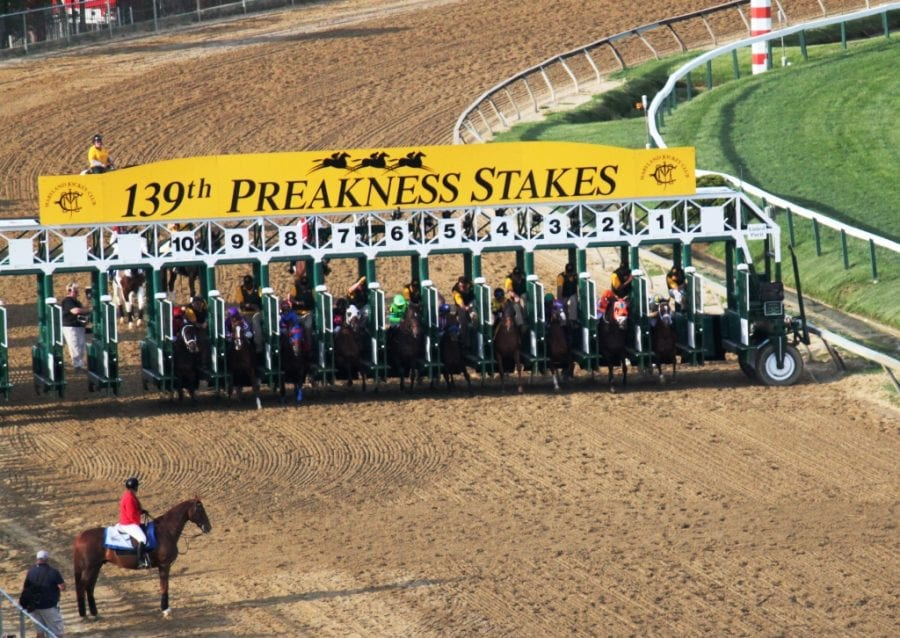 Tom Chuckas discusses proposal to change Triple Crown schedule
