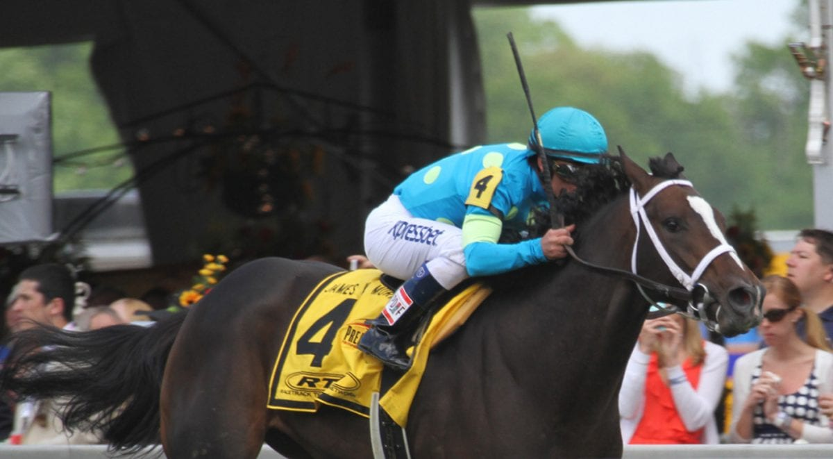 Preakness Wrap: Owner, trainer 'claim' Murphy victory